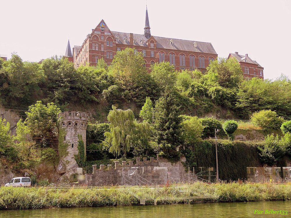 Dinant en Belgique -2