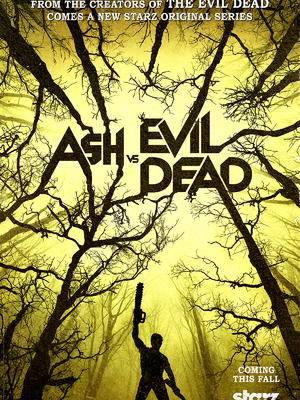 Ash VS Evil dead Episode 1 de Sam Raimi