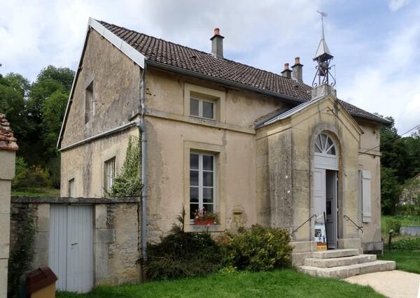 L'école-Musée de Champagny