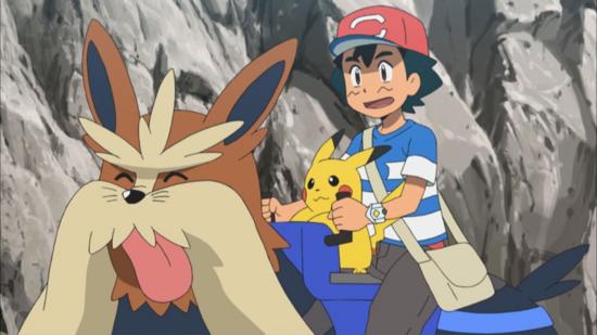 Pokémon Sun & Moon épisode 32 en VO (RAW) en Streaming