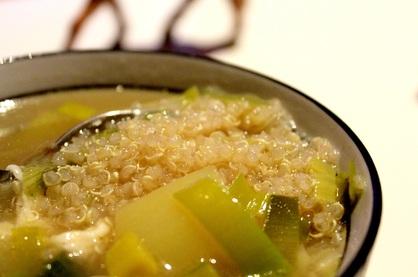 Une soupe pour faire un bon dodo !