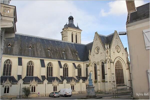 Eglise Notre Dame de Beaufort en Vallée