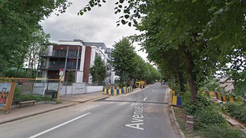 Wolu1200 : Incendie dans une maison de repos, avenue des Pléiades