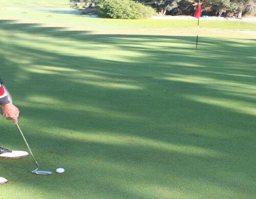 Comment controler la balle de golf quand le vent souffle au golf Djerba Tunisie
