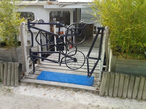mon vélo du dimanche