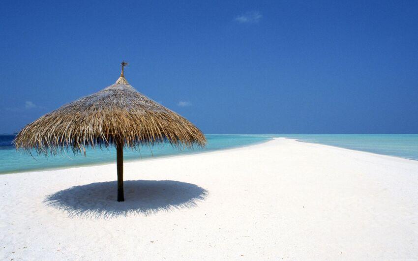 5 images de plages