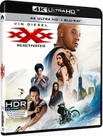 [UHD Blu-ray] xXx : Reactivated