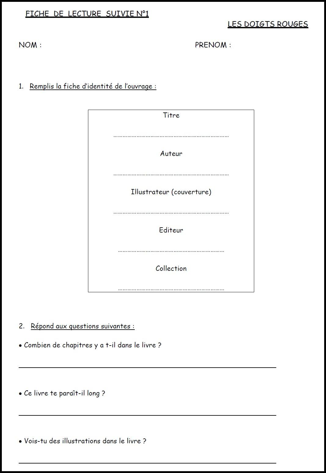réponds aux questions suivantes
