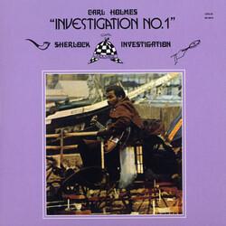 Carl Holmes - Investigation N°1 - Complete LP
