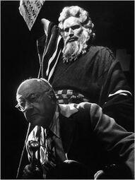 Affiche Cecil B. DeMille