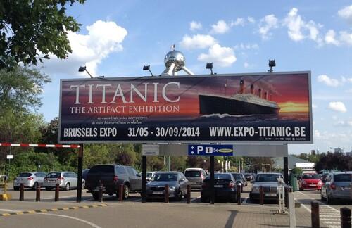 Expo - Titanic the artefact exhibition