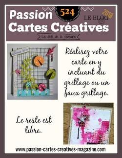 Passion Cartes Créatives#524 !