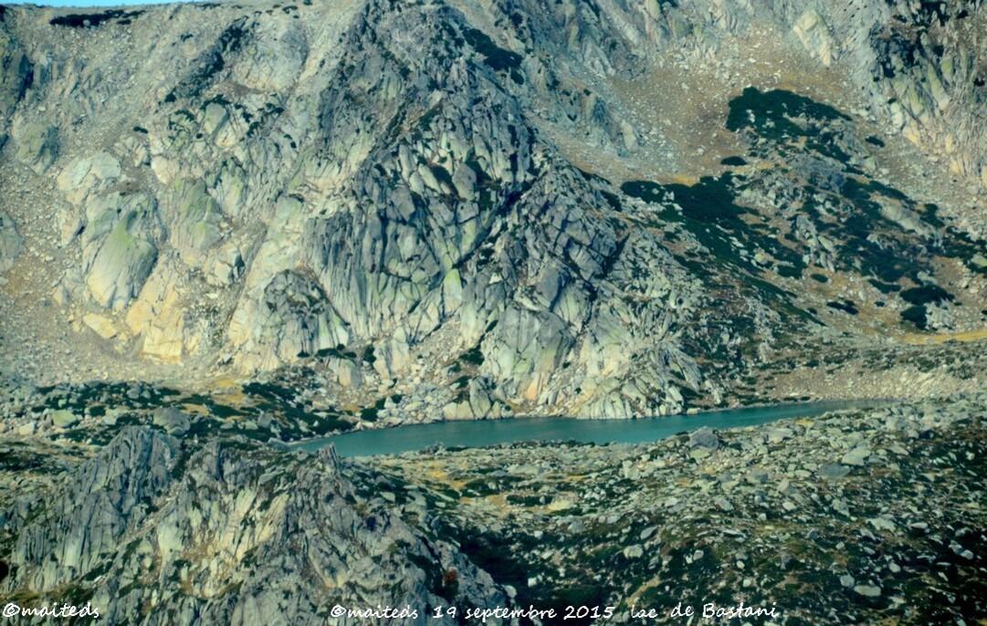 Lac de Bastani  Corse