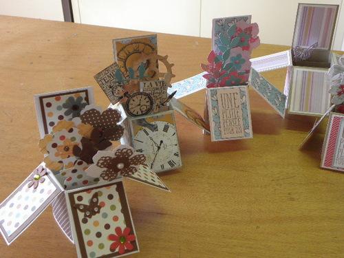 Des cartes pour la fête des Mamans