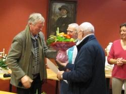 Bouquets de lauréats