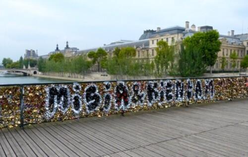 cadenas amour tags pont des arts 4
