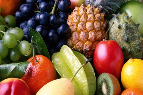 Des fruits de saison