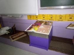 Découverte de l'apiculture en CE1/CE2