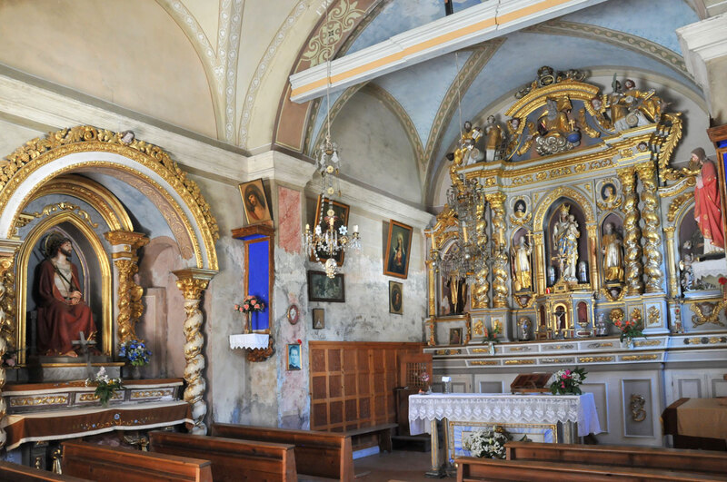 Balade en Italie : Brusson