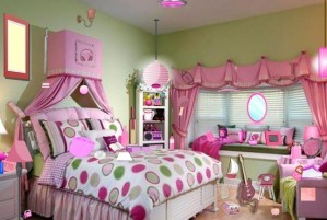 Hidden objects - Pink room