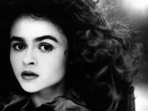 Une actrice, Helena Bonham Carter