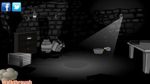 Jouer à Dark cave slum escape