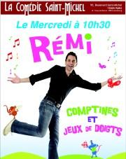 Rémy Guichard dans comptines et jeux de doigts