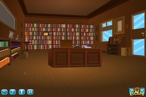 Jouer à My library escape