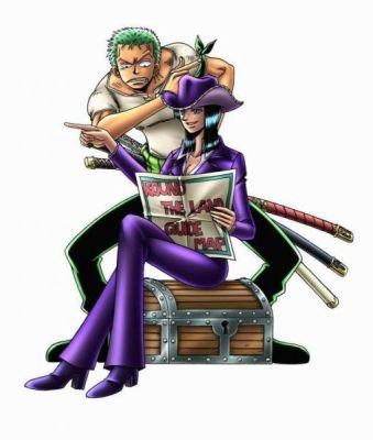 Zorro Roronoa (le sabreur)