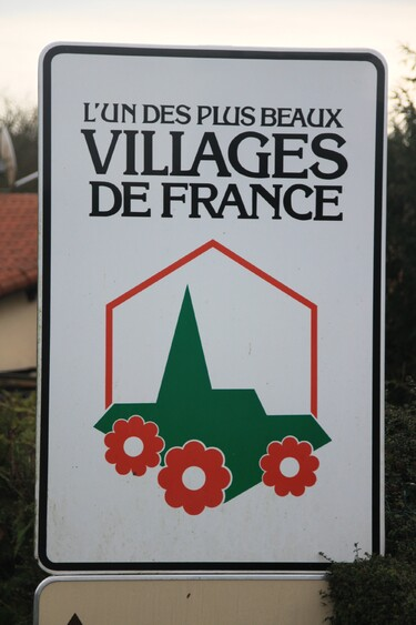 l'un des plus beau village de France