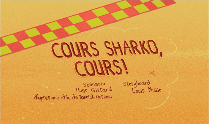 Zig & Sharko - 2x15 - Cours Sharko, cours !