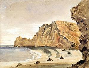 eugene delacroix-falaises-detretat.1243418000