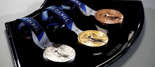 Reportes d'un an en raison de la pandemie, les Jeux olympiques de Tokyo se deroulent du 23 juillet au 8 aout.