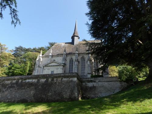 Le château d'Ussé ( 4 )