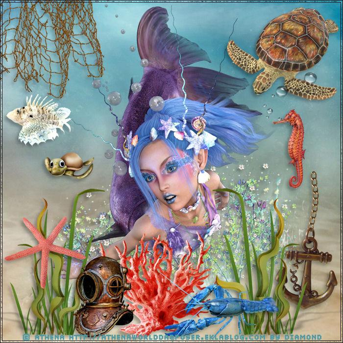 "Défi ""Sirena"" chez Odysseygraph"