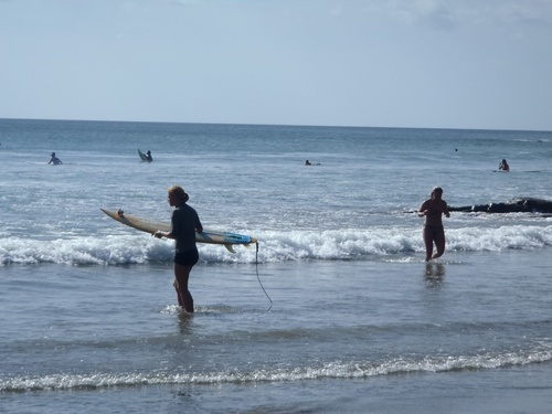 San Juan del Sur : Surf Spot