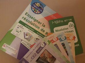 Mes ressources au CE2 pour l'année 2021-2022
