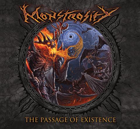 MONSTROSITY - Un nouvel extrait de l'album The Passage Of Existence dévoilé