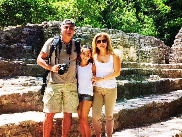 Chez les mayas