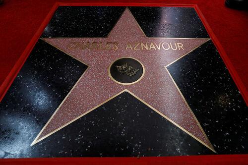 Une étoile pour une... étoile !!!