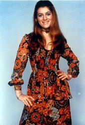 Hiver 1970, l'ensemble fleuri.