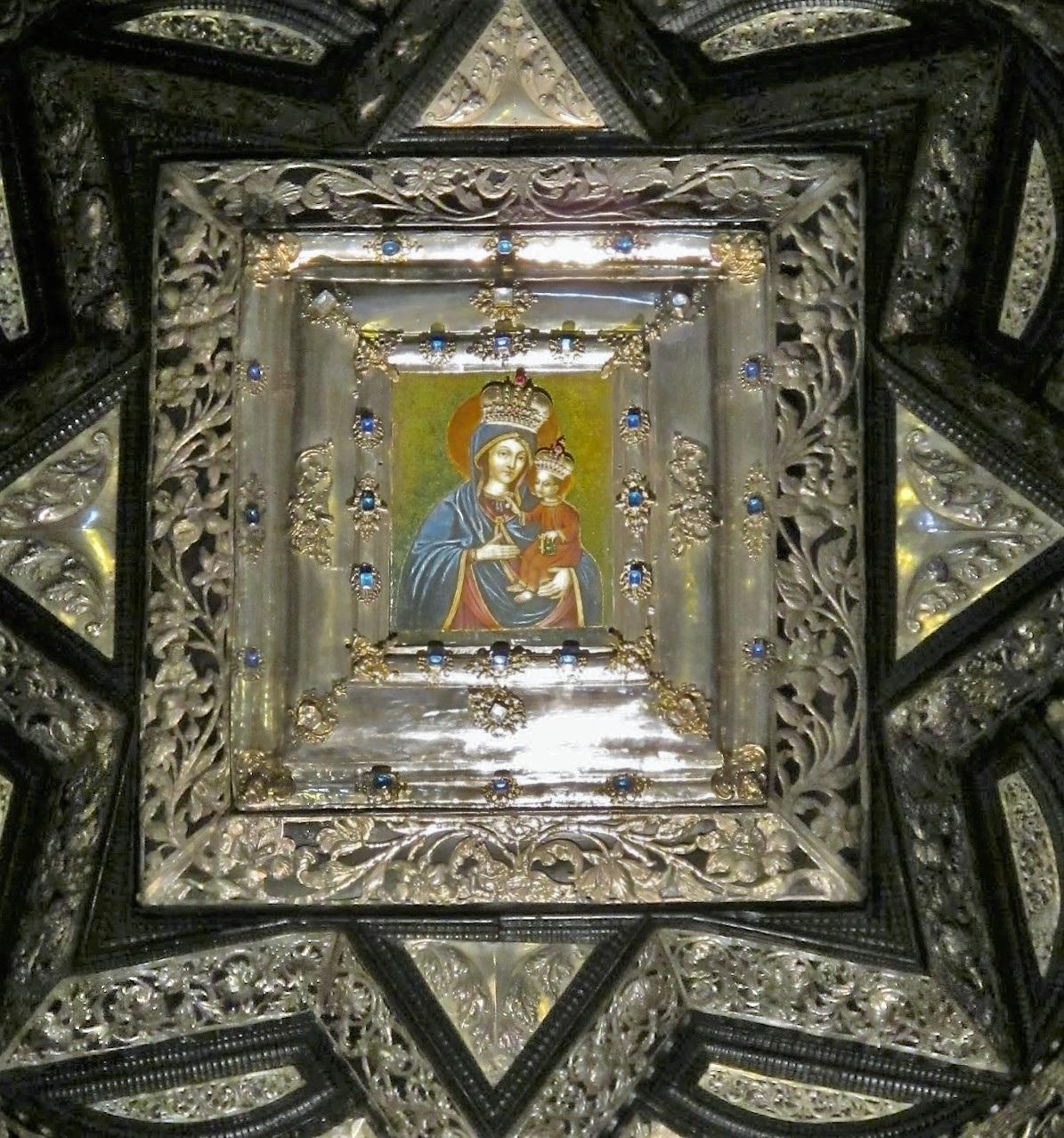 La Vierge à l 'Enfant