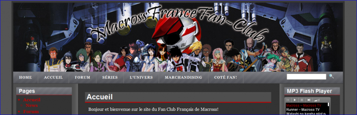 Site MFFC version 1