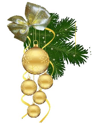 Tubes branches sapin de Noël 1