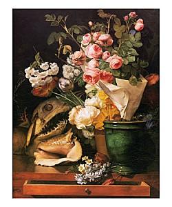 antoine-berjon-roses-et-autres-fleurs-coquillages-tete-de-r