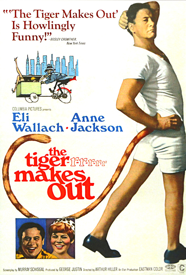 THE TIGER MAKES OUT box office USA 1967