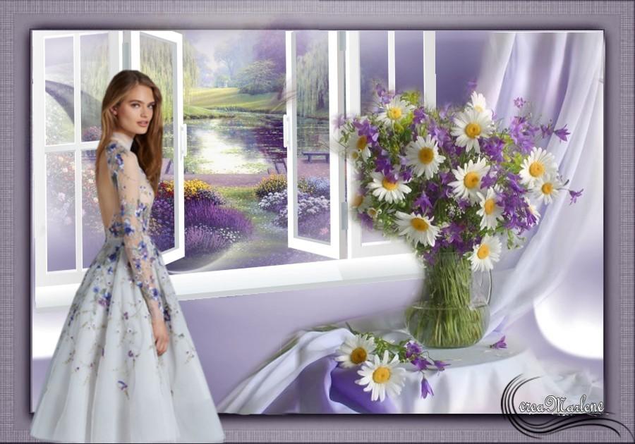 ♥ Au jardin des fleurs ♥