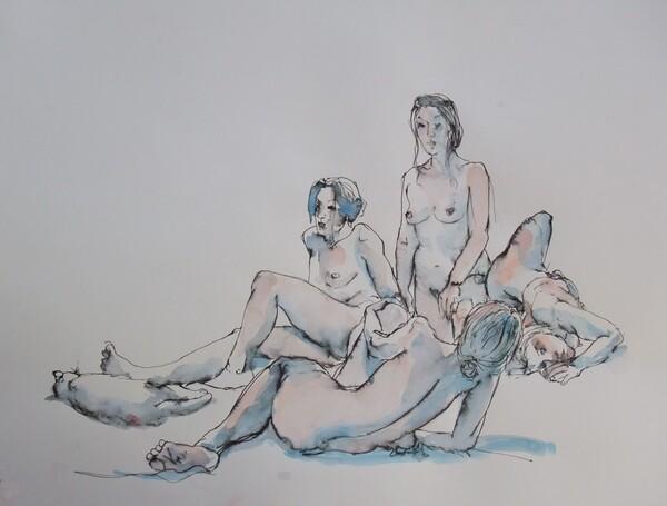Mercredi - Groupe