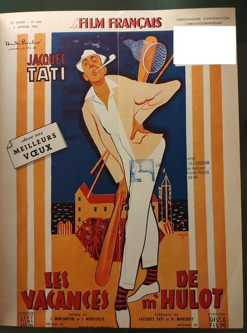 BOX OFFICE PARIS DU 13 MARS 1953 AU 19 MARS 1953
