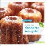 Je crée mes desserts sans gluten de Natacha Duhaut